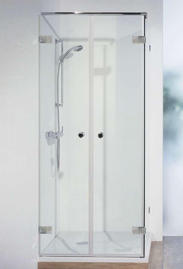 Breuer Duschkabine First Glass Pendeltür inklusive ...