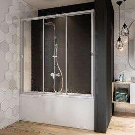 fara schiebet r f r badewanne. Black Bedroom Furniture Sets. Home Design Ideas