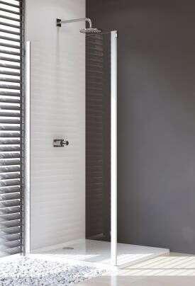 h ppe design elegance gleitt r 1 teilig mit festem segment recht. Black Bedroom Furniture Sets. Home Design Ideas