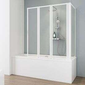 schulte komfort i badewannenaufsatz 3 teilig mit. Black Bedroom Furniture Sets. Home Design Ideas