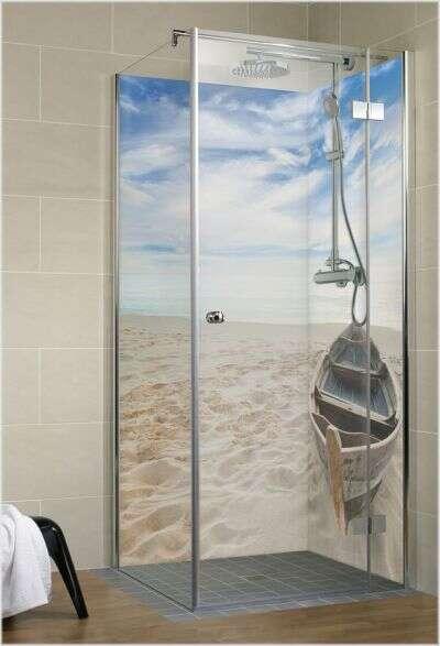 Super Duschrückwände gibt es im Online-Shop von Duschmeister.de QX03