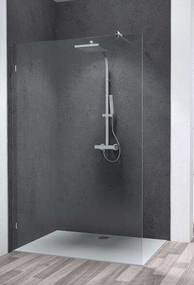 duschwand jetzt bei versandfrei bestellen. Black Bedroom Furniture Sets. Home Design Ideas