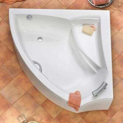 Eckbadewanne Mit Dusche eckbadewannen bei duschmeister de bestellen