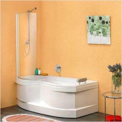 badewannen kombination bei online kaufen. Black Bedroom Furniture Sets. Home Design Ideas