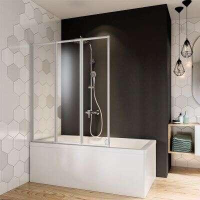 badewannenfaltw nde von breuer versandkostenfrei bei bestellen. Black Bedroom Furniture Sets. Home Design Ideas