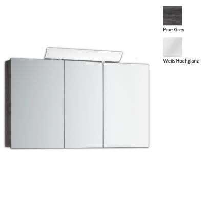 Spiegelschränke in allen Größen gibt es bei Duschmeister.de