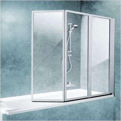 Badewannenfaltwände bei Duschmeister.de online kaufen