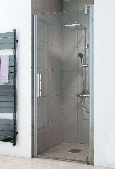 breuer breuer dusche europa design drehtr fr nische - Duschen Aus Glas Barrierefrei 2