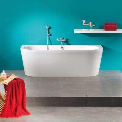 freistehende badewanne bei g nstig online kaufen. Black Bedroom Furniture Sets. Home Design Ideas