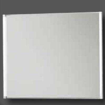 fackelmann badm bel spiegel 80 cm mit led 82493. Black Bedroom Furniture Sets. Home Design Ideas