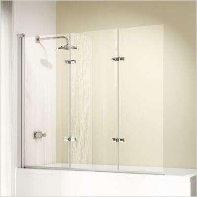 h ppe 501 design elegance badewannenaufsatz 3 teilig. Black Bedroom Furniture Sets. Home Design Ideas