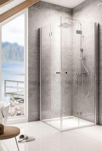 schulte garant die hochwertige duschkabine gibt es bei. Black Bedroom Furniture Sets. Home Design Ideas