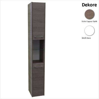 fackelmann badschrank hochschrank malua 25 cm hochschrank. Black Bedroom Furniture Sets. Home Design Ideas