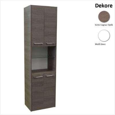 herrlich badezimmer hochschrank cm topby info breit. Black Bedroom Furniture Sets. Home Design Ideas