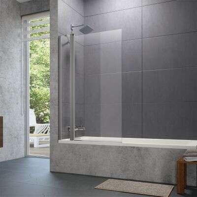 h ppe 501 design pure badewannenaufsatz 2 teilig sonderma 8p20280087322. Black Bedroom Furniture Sets. Home Design Ideas