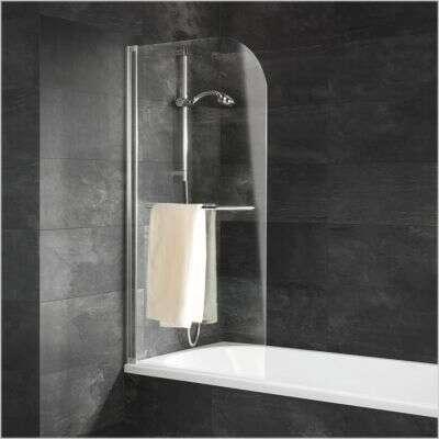 schulte wannenaufsatz 1 tlg d1670 inkl handtuchhalter. Black Bedroom Furniture Sets. Home Design Ideas