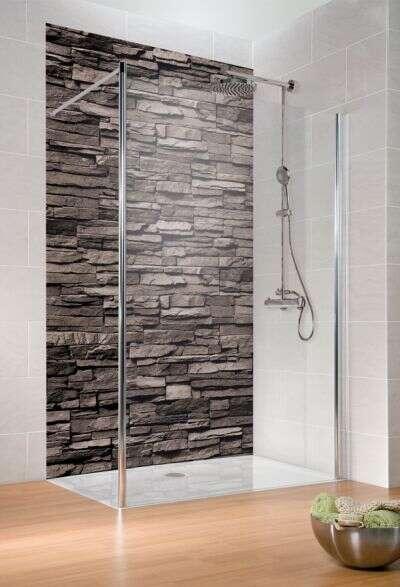 duschr ckw nde gibt es im online shop von. Black Bedroom Furniture Sets. Home Design Ideas