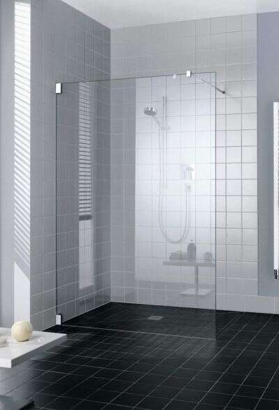 KERMI Kermi Filia Walk-In Duschwand 8 mm