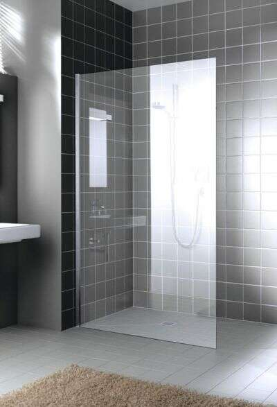 kermi walk in xc. Black Bedroom Furniture Sets. Home Design Ideas