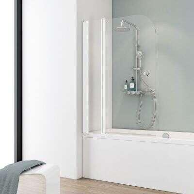 schulte garant badewannenaufsatz 2 teilig. Black Bedroom Furniture Sets. Home Design Ideas