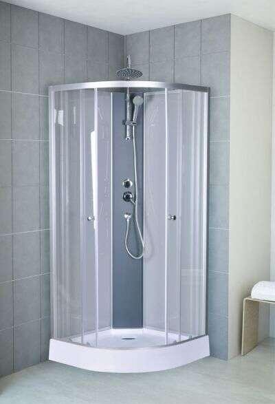 komplett duschkabinen und fertigduschen von schulte dusar und scanbad. Black Bedroom Furniture Sets. Home Design Ideas