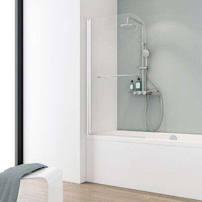badewannenfaltw nde von schulte ohne versandkosten bei. Black Bedroom Furniture Sets. Home Design Ideas