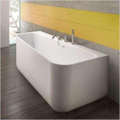 Freistehende badewanne bei g nstig online kaufen - Geflieste badewanne ...