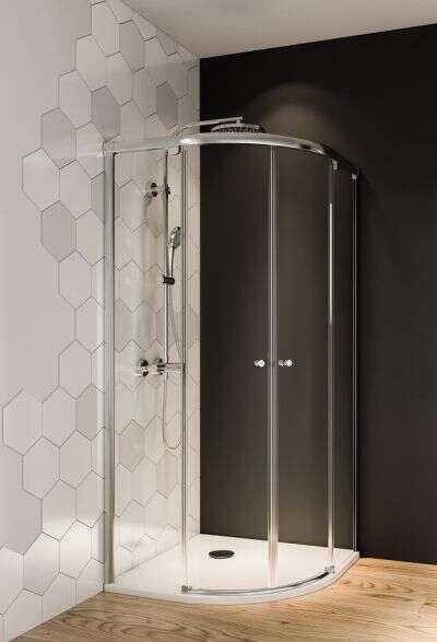 freistehende dusche rund m bel von best eu f r badezimmer. Black Bedroom Furniture Sets. Home Design Ideas