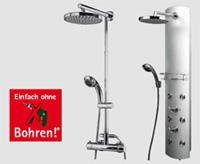 duschberater ohne bohren ihr spezialist f r duschkabinen duschen und badm bel. Black Bedroom Furniture Sets. Home Design Ideas