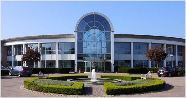 Firmensitz des dänischen Herstellers Pressalit