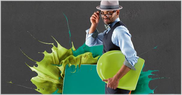 Individuelle Gestaltung: Deine Vorstellung, Deine Farbe, Dein Design
