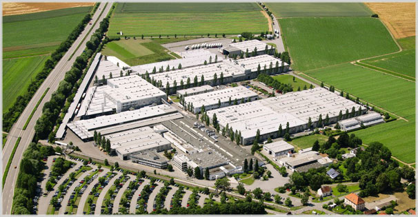 Firmensitz der Kermi GmbH