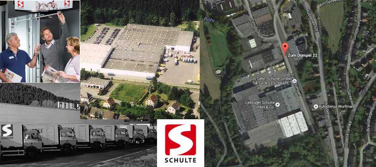 Gebrüder Schulte schulte markenqualität made in germany duschmeister de
