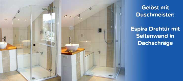 badewanne mit dusche dachschrage badezimmer mit. Black Bedroom Furniture Sets. Home Design Ideas