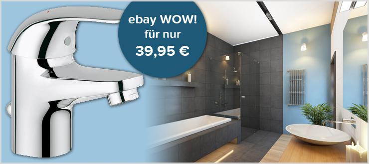 Sparen Sie 55,- € im Rahmen der heutigen ebay WOW! Aktion.