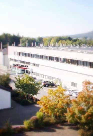 Unternehmenssitz von Fackelmann