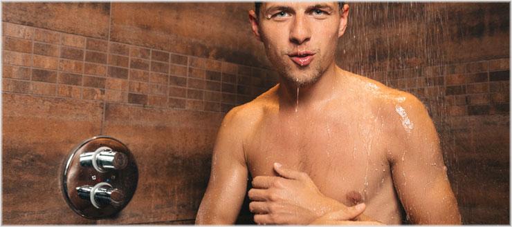 Kaltes Duschen erfordert Überwindung. Doch es lohnt sich!