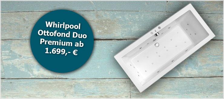 Whirlpool Ottofond Duo Premium