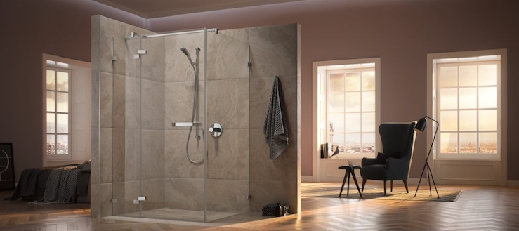 Die Tusca-Serie von Kermi verlieht jedem Badezimmer Eleganz.