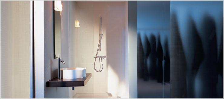 Der Austausch Ihrer alten Duscharmatur wertet Ihr Badezimmer sichtlich auf.