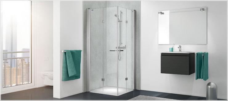 Alternativen zu Fliesen im Bad. - Duschmeister.de Magazin