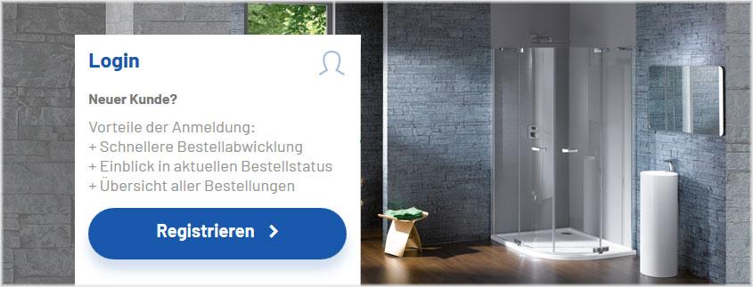 Sie fragen sich, weshalb Sie ein Kundenkonto bei Duschmeister.de eröffnen sollten? Dieser Beitrag liefert Antworten.