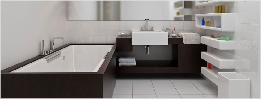 Keramik, Stahl-Email, Sanitäracryl, Mineralwerkstoffe, Glas und Chrom. Wir zeigen Ihnen Vorteile und Unterschiede der einzelnen Materialien auf.