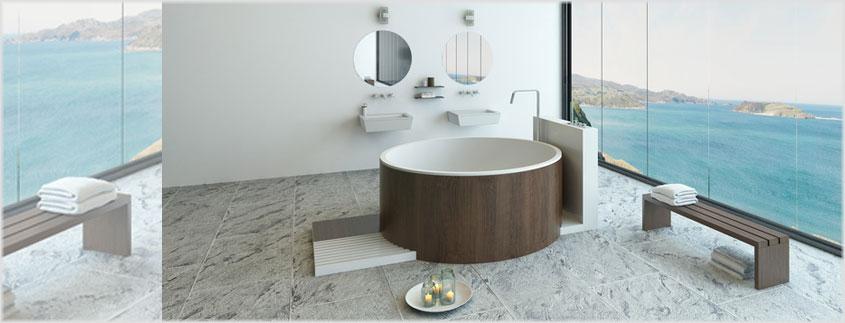 Das Badezimmer wird für immer mehr Menschen in Deutschland zur Wohlfühloase.