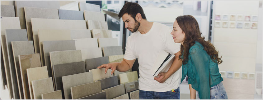 Wir bieten Ihnen ein exklusives Sortiment der führenden Fliesenhersteller aus dem In- und Ausland an. Ob Meissen-Keramik und Villeroy & Boch aus Deutschland, Marazzi aus Italien oder Grespania aus Spanien, Sie müssen auf keine der großen Marken verzichten.