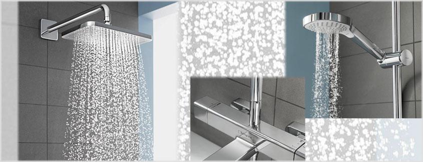 """Die Verfahren """"Cool Contract"""" und """"SaftyStop"""" sorgen für mehr Sicherheit im Bad."""