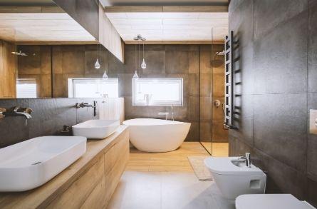 Die Keramik in Ihrem Bad kann individuell sein und hier erläutern wir Ihnen Unterschiede.