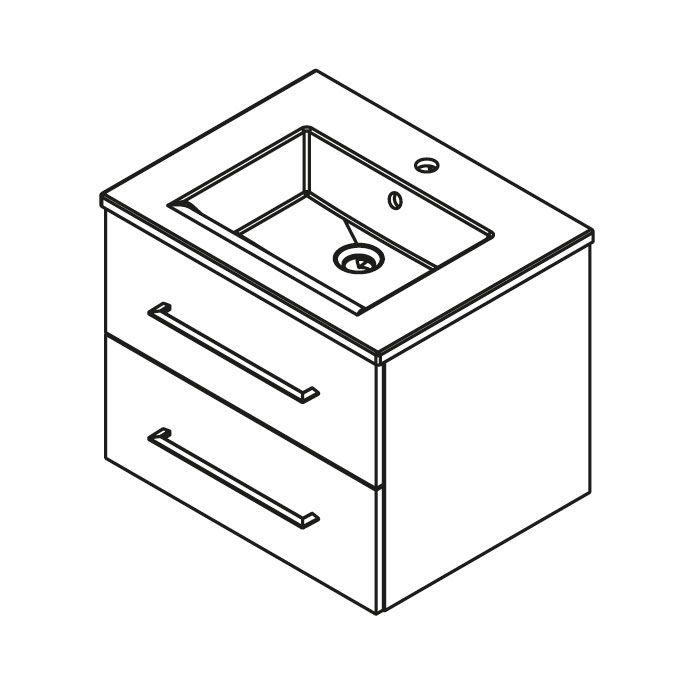 fackelmann badm bel 60 cm 8414x. Black Bedroom Furniture Sets. Home Design Ideas