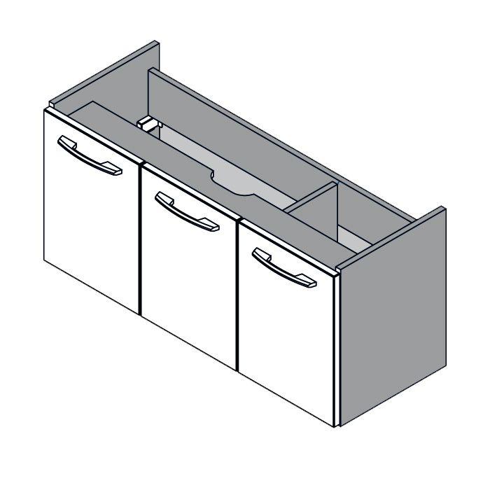 fackelmann vadea waschtischunterbau 100 cm 835xx. Black Bedroom Furniture Sets. Home Design Ideas