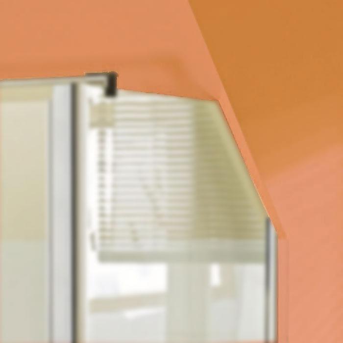 davita runddusche 8 mm 4 teilig mit klappt r. Black Bedroom Furniture Sets. Home Design Ideas